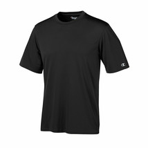 Champion Essential Double Dry Tee - Black - Size: M - $22.79