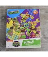 Teenage Mutant Ninja Turtles Puzzle 24 Pieces Nickelodeon Cardinal 2015  - $13.81