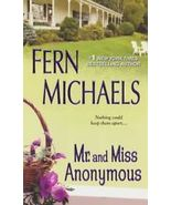 Mr. and Miss Anonymous by Fern Michaels (2012, Paperback) - $0.00
