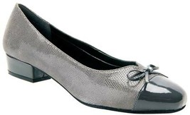 Ros Hommerson Womens Tawnie Leather Cap Toe Classic Pumps - $79.95+
