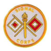 US Army Signal Corps Patch - $9.89