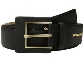 Michael Kors Hip Station Belt (Black, L) - $57.37