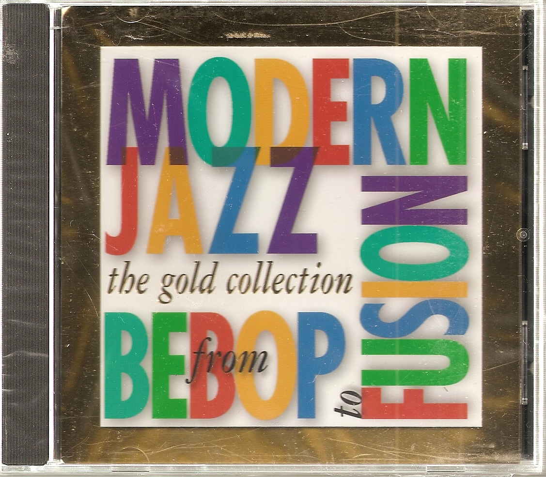 cd--Modern Jazz: Gold Collection by Various Artists