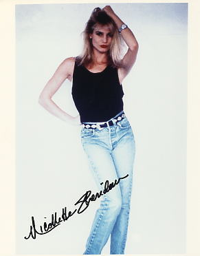 Desperate Housewives Nicollette Sheridan hand signed photo