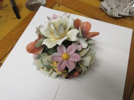 Spring Flowers of Capodimonte Palace By Dino Cucinelli , 1981 - $50.00