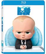 The Boss Baby [Blu-ray + DVD + Digital] - $8.95