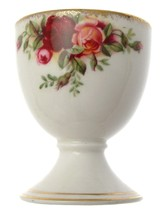 Royal Albert Old Country Roses Eggcup OCR Eggcup - $29.39
