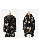 Anthropologie Dressage Sweater Coat Field Flower by Wendi Reed Sz S - NWOT - $179.99