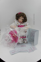 "Marie Osmond ""Picture Day"" Amaya Springtime 15"" Limited Edition Doll - $75.00"
