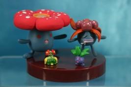 Tomy Pokemon AG Zukan P7 1/40 Scale Real Figure Oddish Gloom Vileplume Bellossom - $99.99