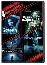 4 Film Favorites: Dreamcatcher, Ghost Ship, Gothika, Queen of the Damned DVD