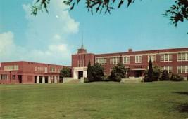 Junior High School, Tupelo, Mississippi Postcard 2T5-367 - $4.69