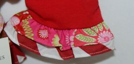 Rare editions Counting Daisies H170094 2 Piece Christmas Outfit Size 18 Months image 4