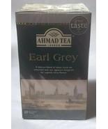 Ahmad Earl Grey Tea 20 teabags - $6.99