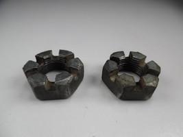 Rear Wheel Hub Nuts 1983 Lt185 Suzuki Lt 185 Quadrunner 09141-18003 - $9.95