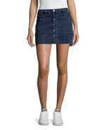 Union Bay Button Down Denim Skort Juniors Sizes 5, 9, 11, 13 New  - $17.99