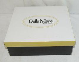 Bella Marie Vermont 61 Leopard Suede Double Buckle Plus Zipper Size 6 image 9