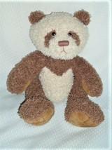 Russ Berrie Panda TING Brown & Cream 13 Inch Plush Toy ~ Rare - $74.24