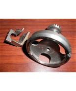 Singer 401A Rotating Hook #172080 w/Drive Gear & Position Bracket #172207 - $15.00