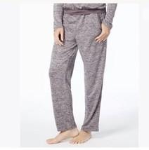 Alfani French Terry Pajama Pants, Cre Steel Heather XL - $12.99