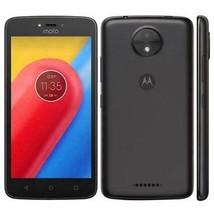 Motorola Moto C 8GB 5 Inch Unlocked Cell Phone - Black - $99.00
