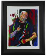 George Carlin Framed 18x24 Artist Print - $138.59