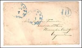 c1840 Baltimore MD Discontinued/Defunct (DPO) P... - $9.95