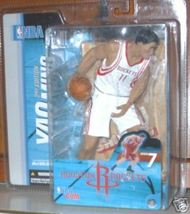2004 HOUSTON ROCKETS #11 YAO MING NBA SERIES 7 MCFARLANE ACTION FIGURE - $24.99