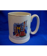 Lord Nelson Ware Silent Night Coffee Mug Tea Cup Vintage Beer Stein Coll... - $9.95