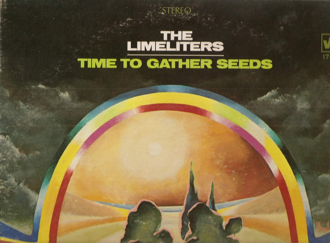 LP--Limeliters 	-	 Time To Gather Seeds