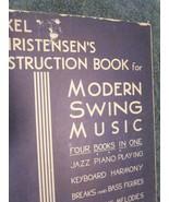 Axel Christensen's Modern Swing Music 1937 - $10.99
