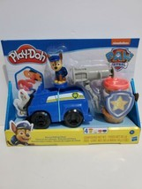 Play-Doh Paw Patrol Rescue Rolling Chase Toy Police Cruiser Figure & Vehicle Set - $15.13