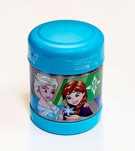 Thermos Disney Frozen Funtainer Stainless Steel Hot Cold Food Jar 10oz D... - $13.09