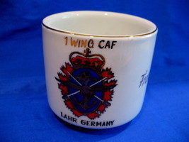 No. 1 Wing RCAF Lahr Germany Coffee Mug Cup Vintage Canada Air Forces - $24.99