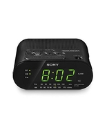 Sony ICFC218 Dream Machine Clock Radio (Black) - $75.99