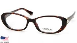 Vogue VO 2750-H W656 DARK TORTOISE EYEGLASSES VO2750H 53-16-135 (DISPLAY... - $78.39