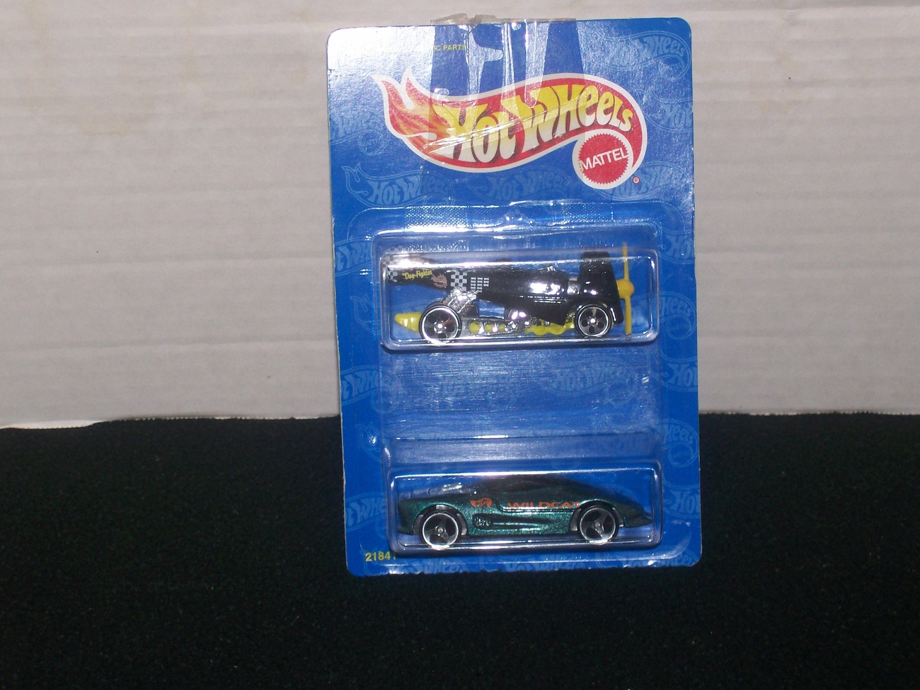 Hot Wheels 2-Car Pack  1:64 Scale  SL-003