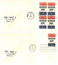 Salvation Army first day covers July 2, 1965 New York, NY - $2.99