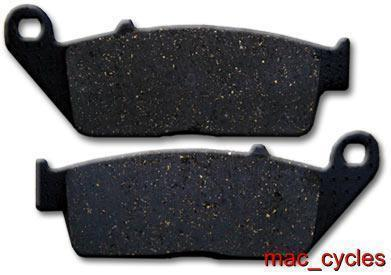 Daelim Disc Brake Pads S2-250 Freewing S2 2006-2009 Front (1 set)