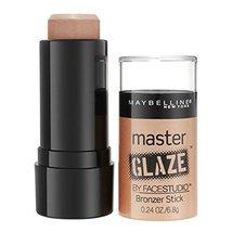 Maybelline LE Master Glaze FaceStudio Bronzer~Subtle Bronze - $5.47