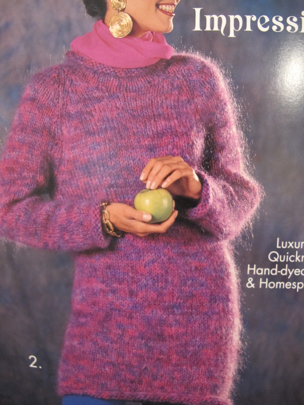 Knitting Patterns Cardigan Sweater Coat Vest LADYS Small - Xtra Large