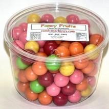 Fancy Fruits - Tub of Vending Gumballs - $12.75