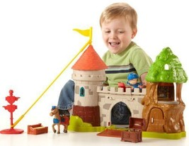 Fisher-Price Mike Knight Glendragon Castle Playset Other 1963-Now Presch... - $86.81