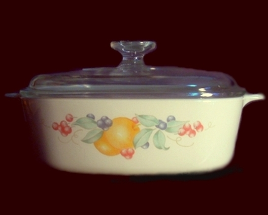 Primary image for Corning Ware Abundance 2 Liter Casserole A-2-B USA