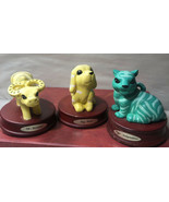 Lot Of 3 Figuring(tiger Dog  Ox) - $14.85