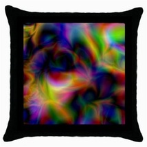 Throw Pillow Case Decorative Cushion Cover Colorful Fantasy Gift model 3... - $16.99