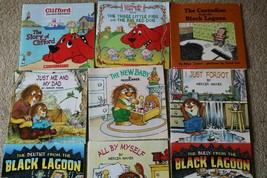 SHIPS FREE ~ 15 Clifford - Black Lagoon - Little Critter picture books - $29.03