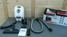 Miele Compact C1 Allergy PowerLine Bagged Vacuum Cleaner + FREE DELIVERY  - $139.18