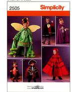 Simplicity Pattern 2505 Costumes for Kids - $16.00