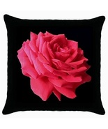 Throw Pillow Case Decorative Cushion Cover Red Rose Art Gift model 18697646 - $16.99